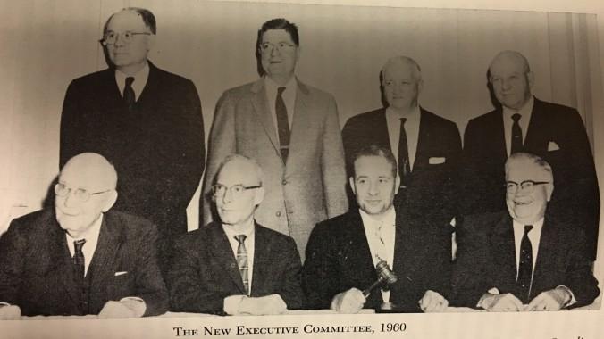 FSMB leadership 1960