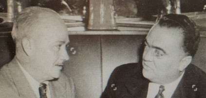 brundidge and j edgar hoover